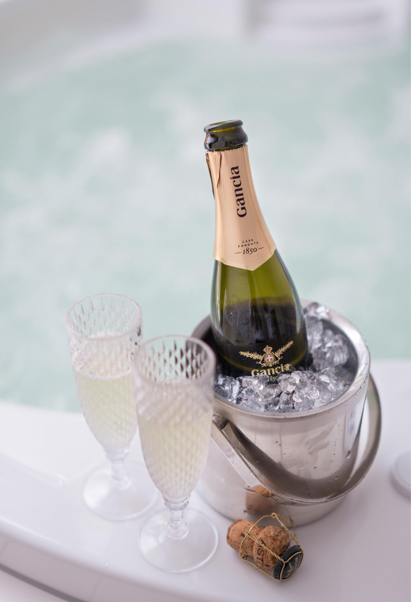 ジェットバス シャンパン